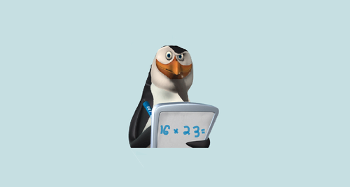 Kowalski and Rico's Kid!
