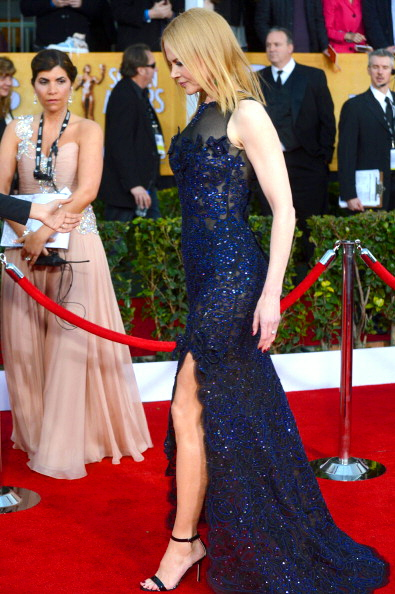 Nicole Kidman - Screen Actors Guild Awards 2013
