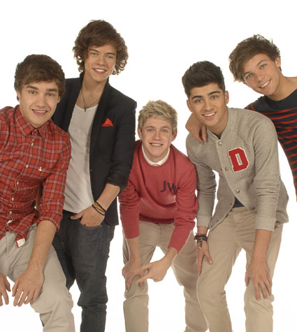 ONE DIRECTION!!