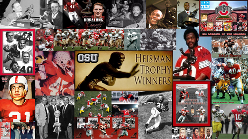 OSU HEISMAN TROPHY WINNERS