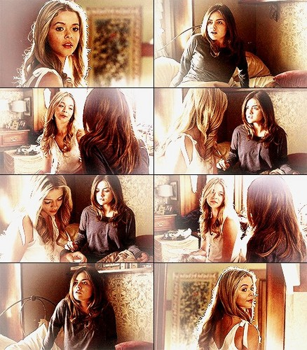 "Pretty Little Liars 3x16 ""Misery Loves Company"""