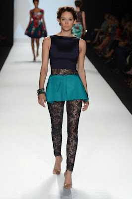 Project piste Season 10 Finale Collections: Sonjia Williams.
