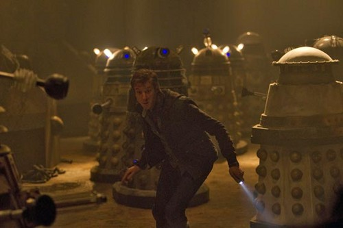 Rory in Asylum of the Daleks