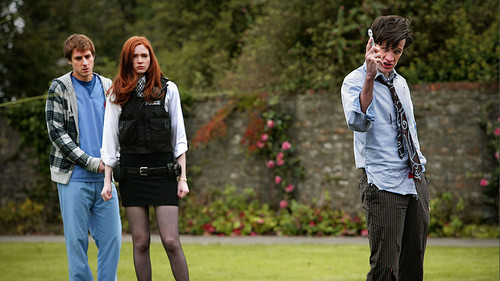 Rory in the Eleventh Hour