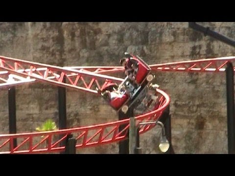 Six Flags Fiesta Texas Pandemonium