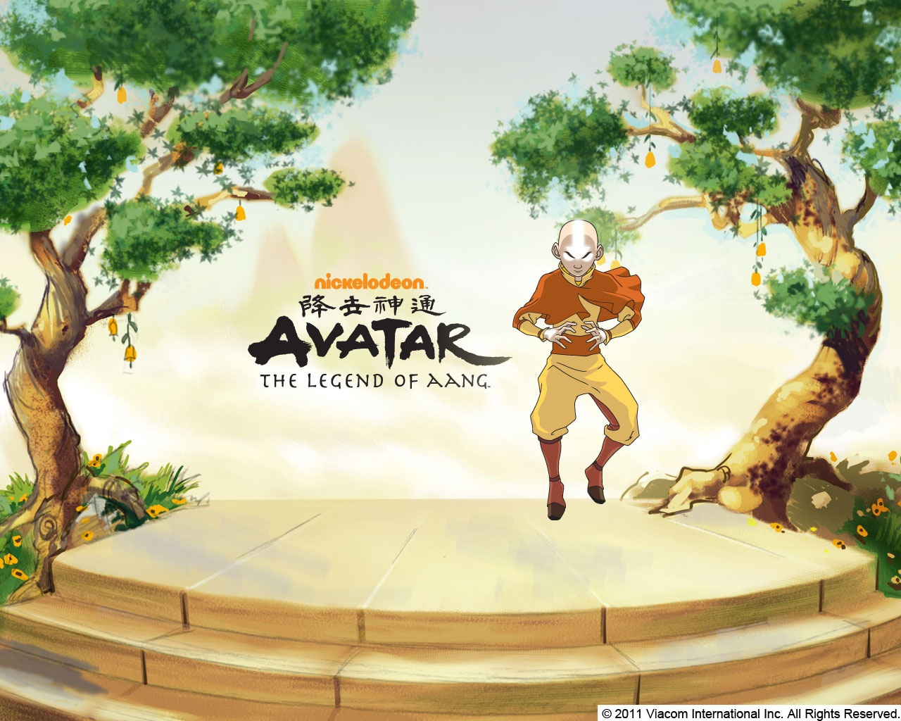 Avatar The Last Airbender Wallpaper Winx Avatar Wallpaper