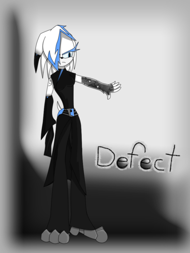 "Character for Emo-Bunny Contest ""Defect"""