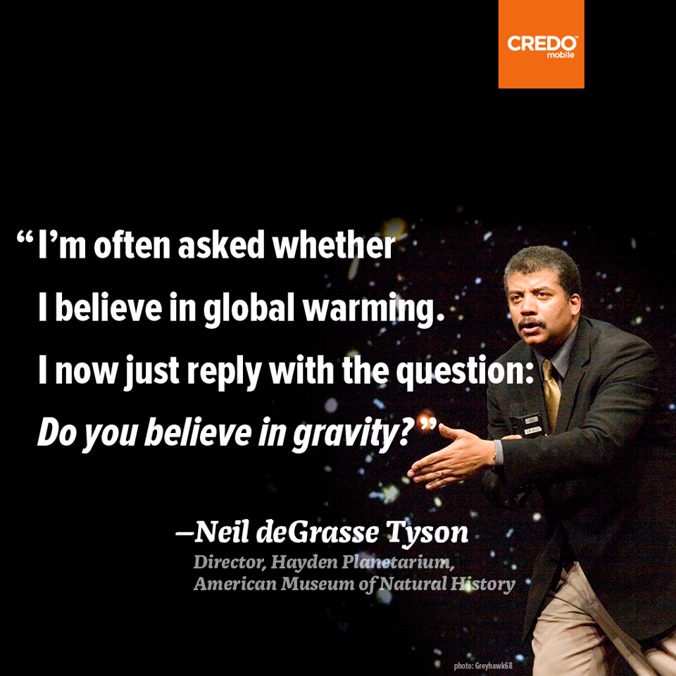 Climate Change Quote