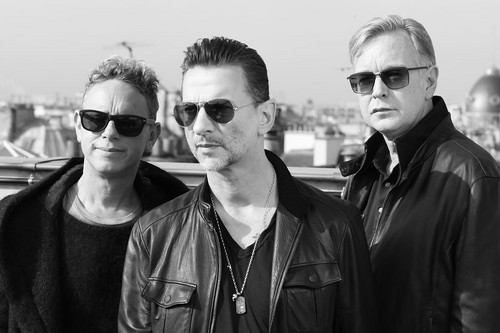 Depeche Mode in Paris
