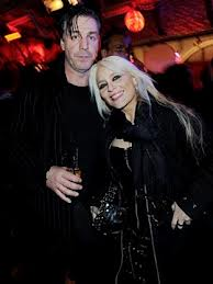 Doro with Till Lindermann ( Rammstein )