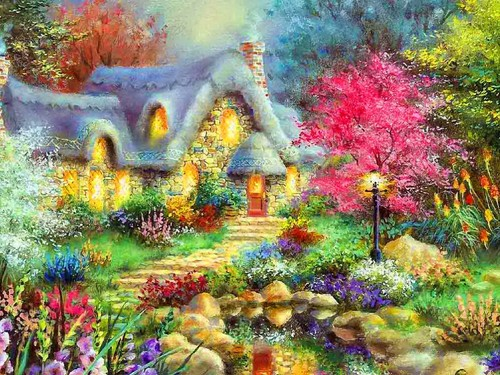 Fairy Cottage