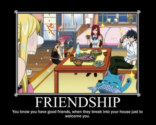 Friendship!