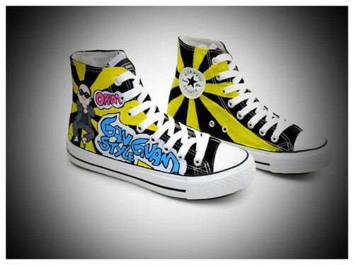 Gangnam Style shoes!
