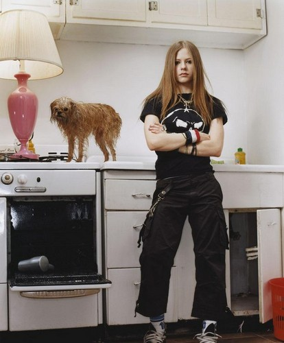 Kitchen Photoshoot 2003