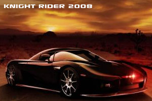 Koenigsegg as an Knight Rider?