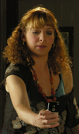 Pauline Lamb in Doc Martin