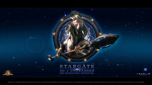 Stargate SG-1 Unleashed wallpaper Jaffa