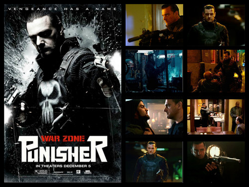 punisher war zone raio, ray