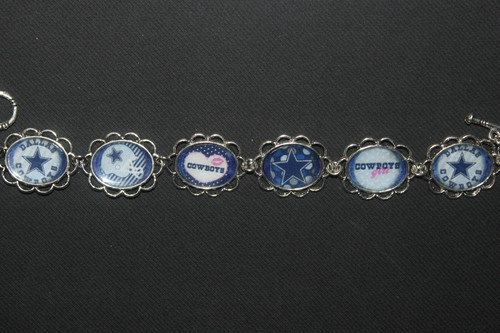 Dallas Cowboys NFL bracelet for her
