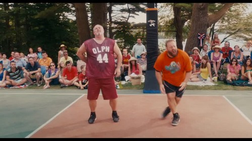 Kevin- In grown Ups