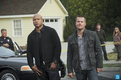 NCIS: Los Angeles - Episode 4.15 - History - Promotional تصاویر