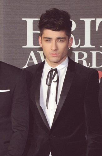 Zayn Malik at BRIT Awards
