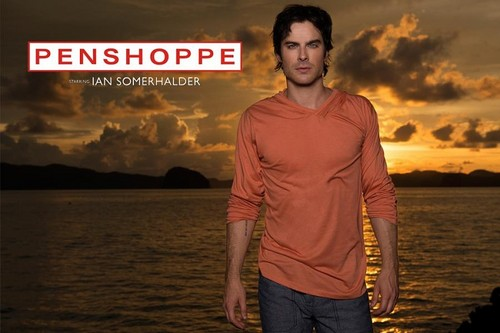 ♥ Ian Somerhalder - Penshoppe Photoshoot ♥