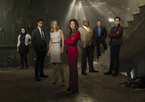 Body Of Proof Season 3 Promotional 照片