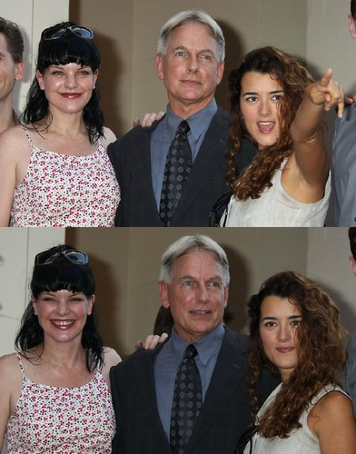 Cote with Pauley and Mark