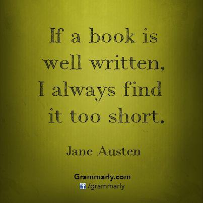 ad majorem dei gloriam: Favourite Authors ~ Jane Austen