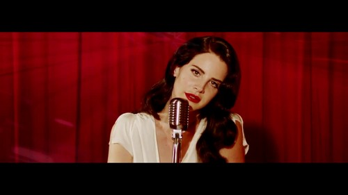 Lana Del Rey- Burning Desire {Music Video}