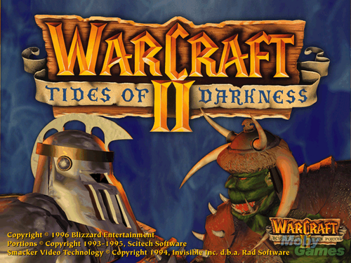 Warcraft II: Beyond the Dark Portal screenshot