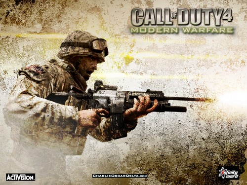 call of duty 4