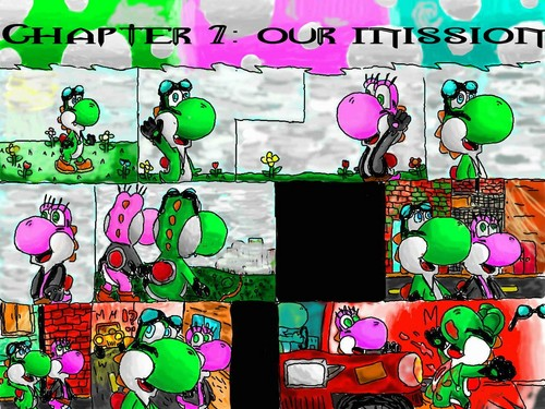 The chronicle of yoshi