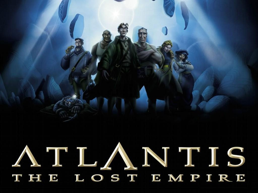 Atlantis The Lost Empire Wallpaper Atlantis Wallpaper 33848839