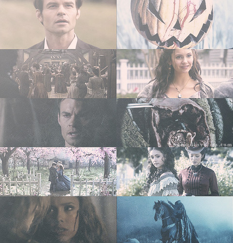 Kelijah + Sleepy Hollow
