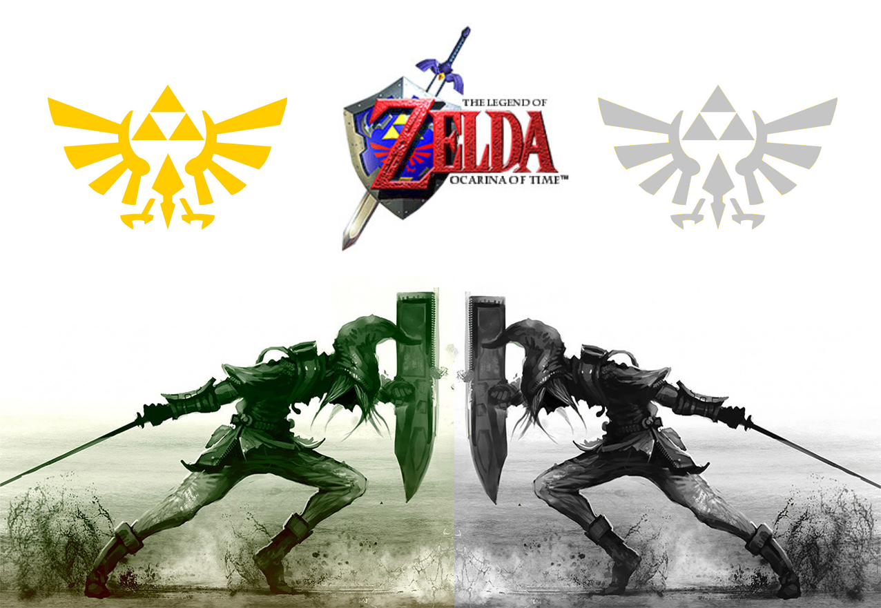 Ocarina Of Time Hd The Legend Of Zelda Ocarina Of Time Photo