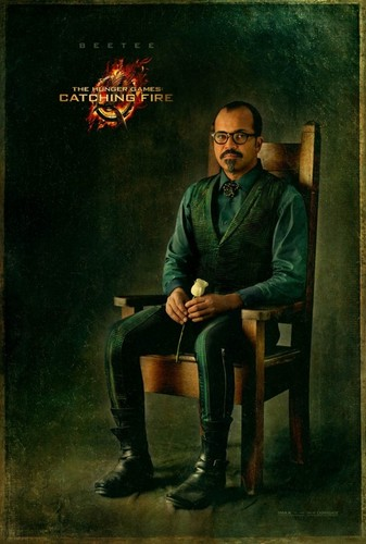 Official 'Catching Fire' Portraits - Beetee