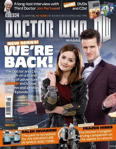 Series 7 Promotion Pictures!!
