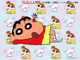 shinchan the naughty boy