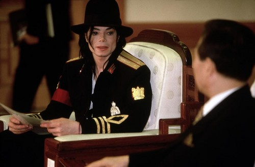 ★ MICHAEL IN SOUTH KOREA ★