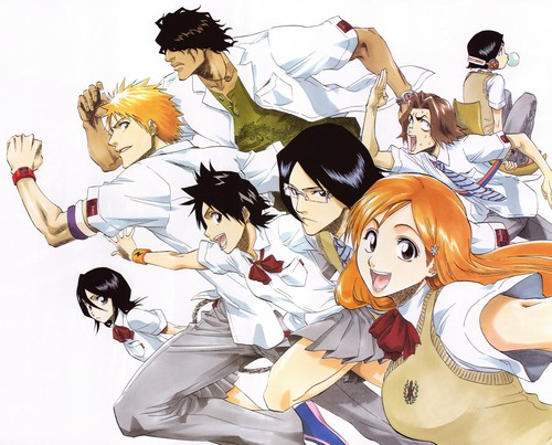 Bleach Scans
