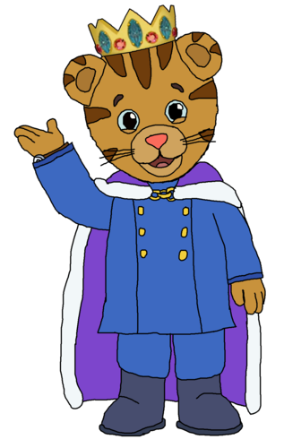 King Daniel Striped Tiger