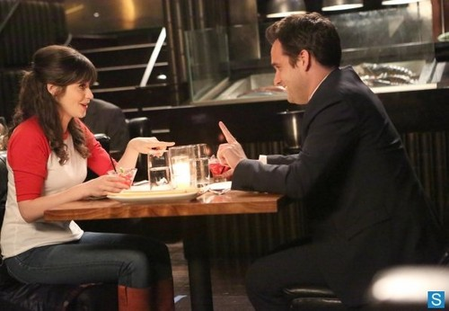 New Girl - Episode 2.21 - First tarehe - Promotional picha