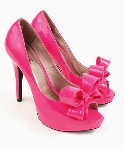 Pinky pink.....
