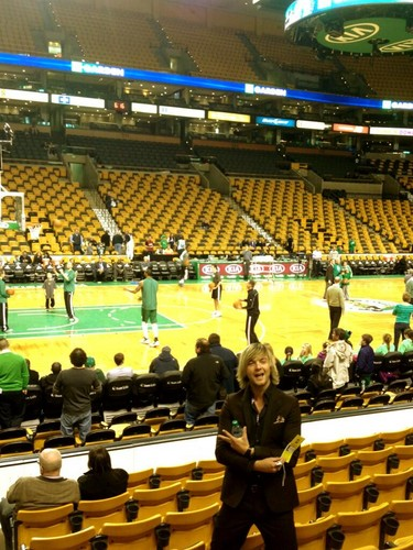 Before the Celtics Game