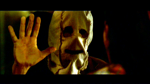 The Masked Man From THE STRANGERS