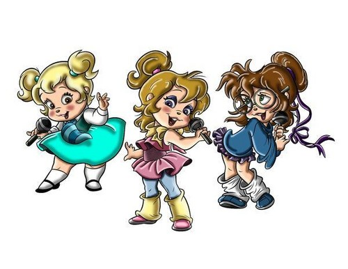 old chipettes