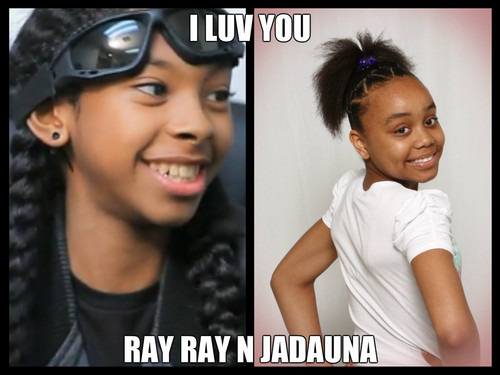 rayray and his boo