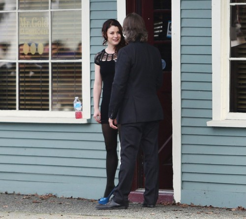 ♥Robert Carlyle and Emilie De Ravin♥
